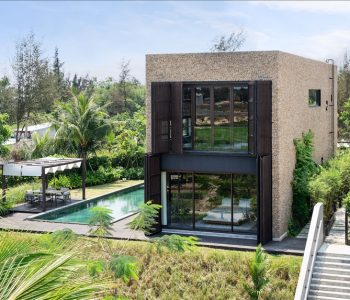 X2 Hoi An Villa For Sale Type B 3 bedroom LPD CVR (32)
